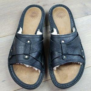 Ugh men's slides size 12